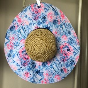 Lilly Pulitzer Sunhat